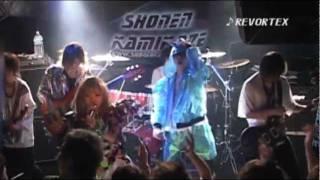 アルバム先行デジタルシングル#2 REVORTEX 2011/09/21配信.