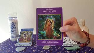 Weekly Angel Card Reading for October 22nd - 28th, 2018