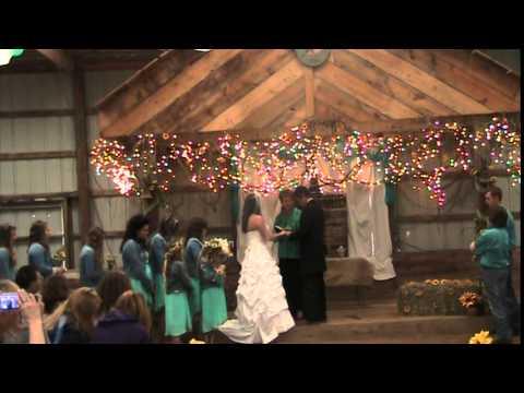 Rhonda and Cody Wofford Wedding