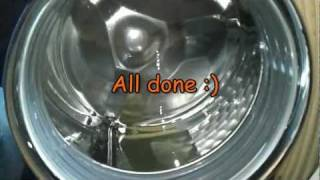 Miele Turbo Drum Cleaning