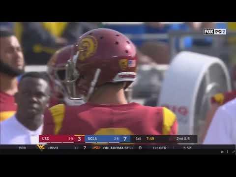 College Football 2018   USC vs UCLA Nov 17