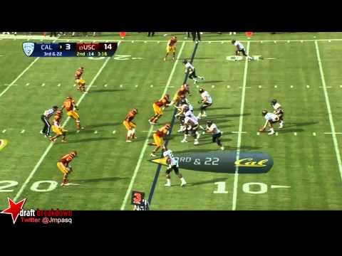 George Uko vs CAL 2012