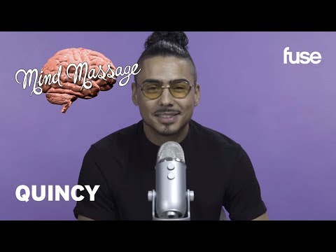 Quincy Does ASMR Talks Date Night Essentials  Mind Massage