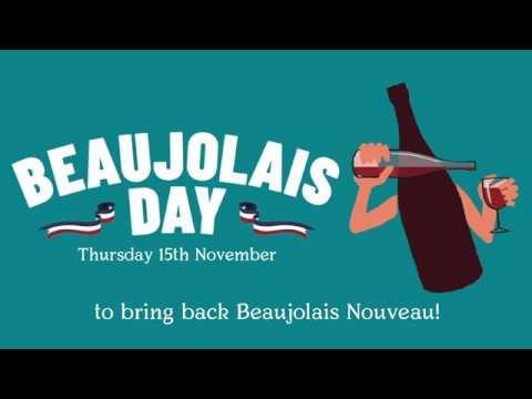 Beaujolais Day