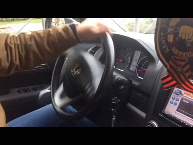 Клинит руль Хонда СРВ 3 CR-V 3