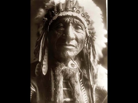 Sioux Traditional Flute Song - The Native American Indian