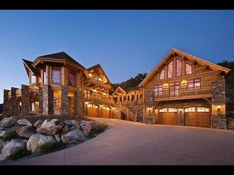 Log Home Designers. Beautiful Log House Plans Available from The Designers  YouTube