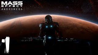 Mass Effect Andromeda. Прохождение. Часть 1 Галактика Андромеда