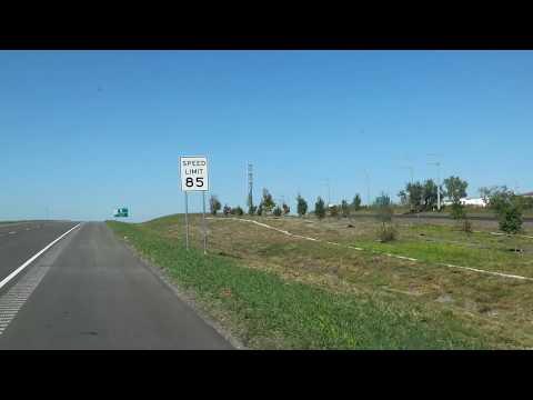 85 MPH 137 KM/H Fastest Highway in America