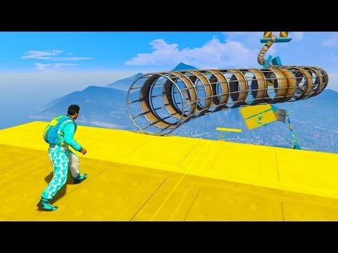 TUBO SÚPER RARO! - CARRERA GTA V ONLINE - GTA 5 ONLINE