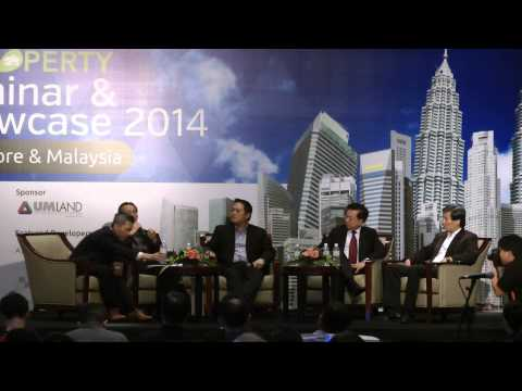 Opportunities & Outlook of Singapore & Malaysia Property Market in 2014-2015