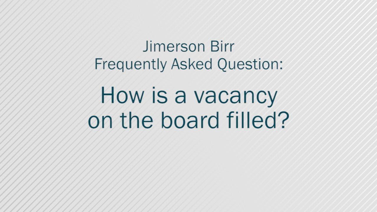 Condominium Law FAQs - Jimerson Birr, P A Jimerson Birr Law Firm