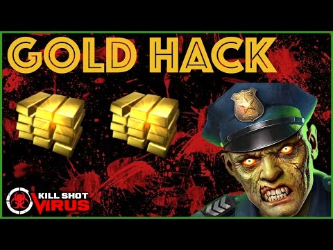 Kill Shot Virus Hack - Free Gold and Bucks (iOS & Android)