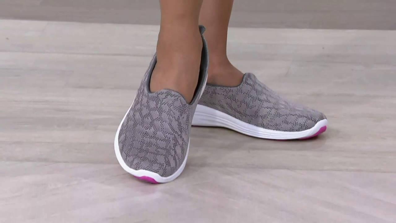 Vionic Orthotic Mesh Slip-on Sneakers