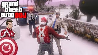 GTA 5 Roleplay - DOJ 12 - Captain Canada