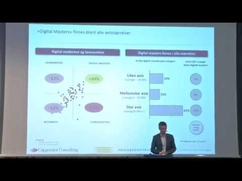 1  Johannes Aasheim, TME enheten Telecom, Media, Entertainment i Capgemini Consulting