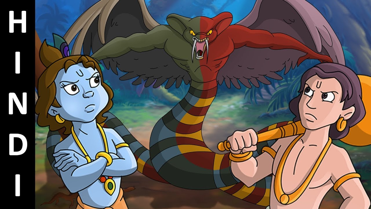 Download Krishna Balram Full Episode - The Two Demons in Hindi | Episode 07