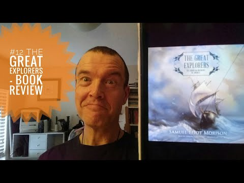 #12 The Great Explorers - Book Review