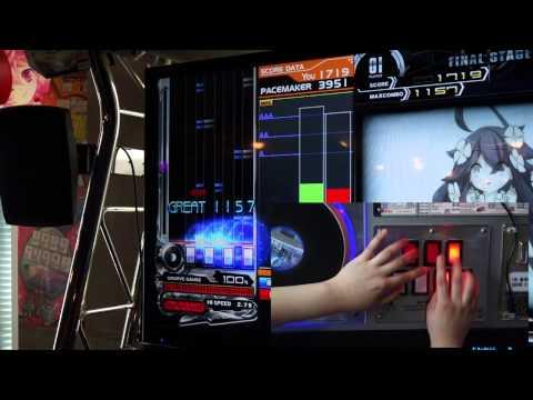 [beatmania IIDX 22 PENDUAL] Chrono Diver -PENDULUMs- Bp0 FULL COMBO (+hand Shot)