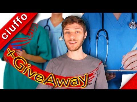 TEST AMMISSIONE Professioni Sanitarie - Sei adatto? 🤓  +GiveAway!