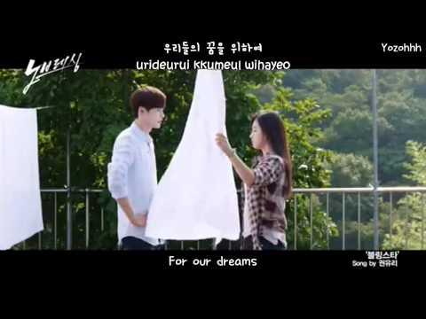 Yuri (SNSD) - Bling Star (블링스타) MV (No Breathing OST)[ENGSUB + Romanization ...
