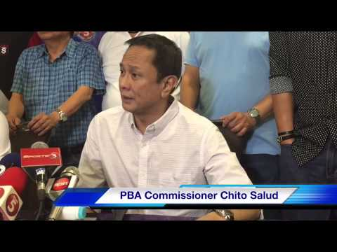 Salud on resigning as PBA commissioner: It's time for new, fresh leadership