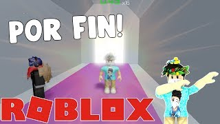 FINALLY I GET TO ARRIVE TOWER OF HELL ROBLOX