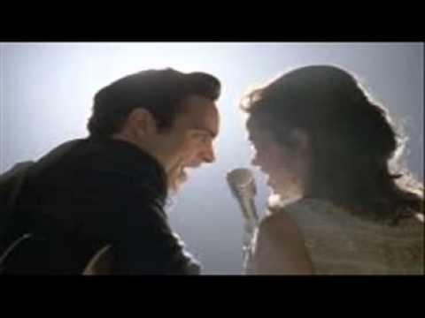 Johnny Cash & June Carter   RING OF FIRE