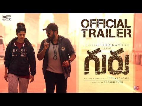 Guru Telugu Movie Trailer- Venkatesh, Ritika Singh, Mumtaz Sorcar