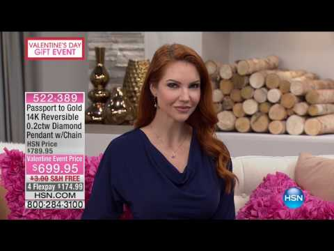 HSN | Passport to Gold 01.31.2017 - 02 AM