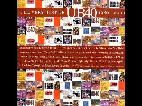 UB40 - The Very Best of UB40, 1980 - 2000 (Full Album)
