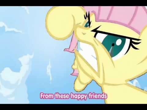 Pinkie Pie Vs Fluttershy (Smile HD)