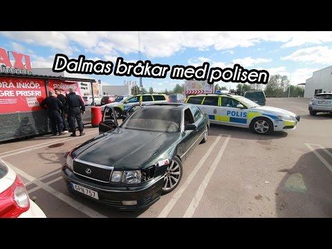 Dalmas brottas med Polisen | VLOGG #202