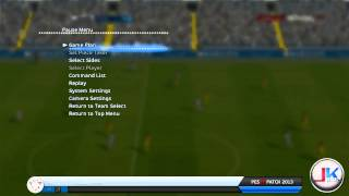 Gameplay tool 2013 - Stadium server preview