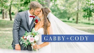 GABBY + CODY WEDDING FILM | Sony a7iii