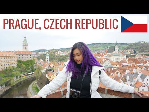 EXPLORING PRAGUE (plus DRESDEN GERMANY) VLOG!