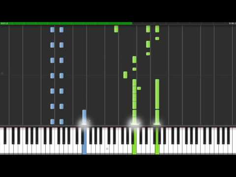 How to play UEFA Champions League theme on piano