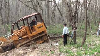 Getting our Crawler Loader Unstuck...