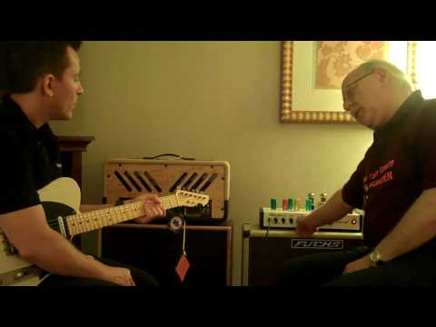 NY Amp Show Interview With Aleksander Niemand - Billy Penn 3