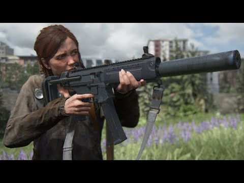 The Last Of Us Part II - All Weapons, Equipment, Reload Animations And Sounds