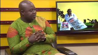 Newspaper review - Badwam on Adom TV (18-5-16)
