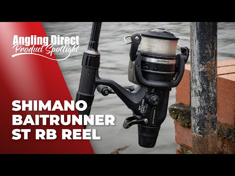 Shimano Baitrunner ST RB Reel - Carp Fishing Product Spotlight