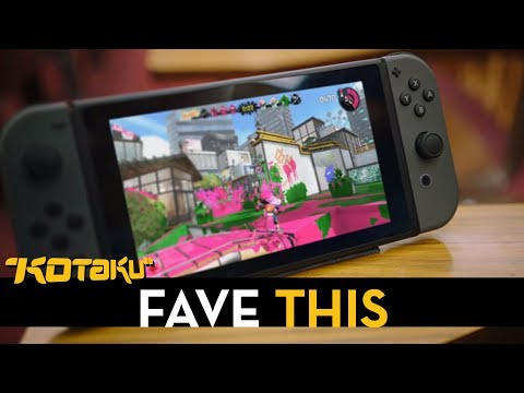 The Switch Has Made Nintendo Cool Again (Favecast #2)