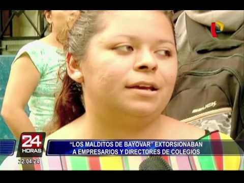 ¿Quiénes son 'Los malditos de Bayóvar'?
