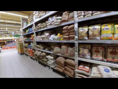 Kuwait. Жизнь в Кувейте N10. Магазин. Ассортимент. Цены на продукты.