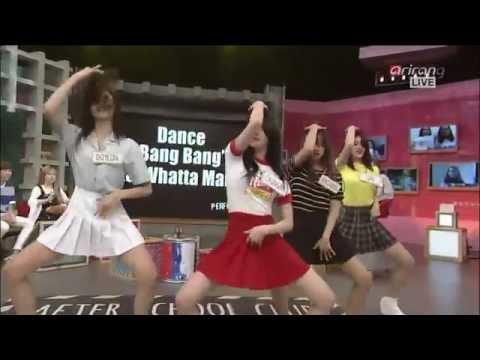 I.O.I Dance  Bang Bang  To  Whatta Man