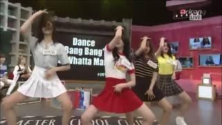 """Video I.O.I Dance """" Bang Bang """" to """" Whatta Man download MP3, 3GP, MP4, WEBM, AVI, FLV November 2017"""