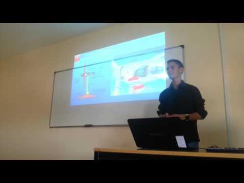 Présentation et questions TIPE (TSI)