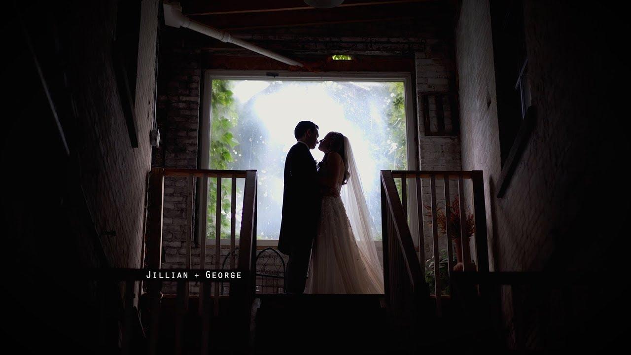 Jillian and George's wedding film