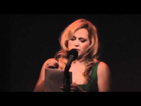 """Sara Abernethy Sings """"Vanilla Ice Cream"""" SA Productions"""